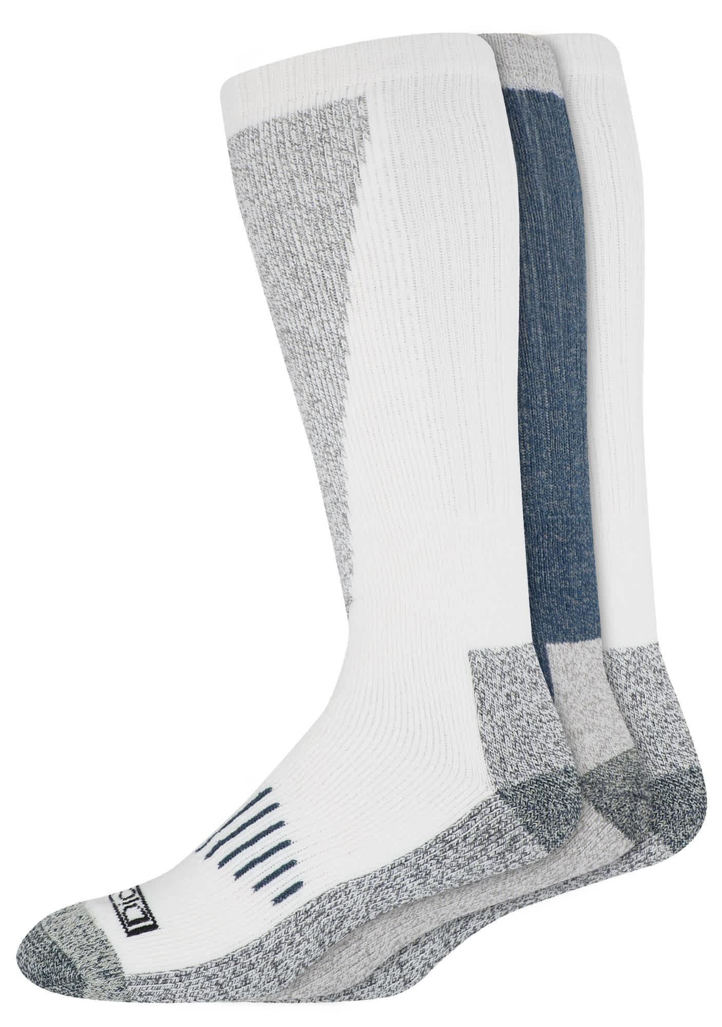 Dickies Shin Protector Crew Socks 3-Pack