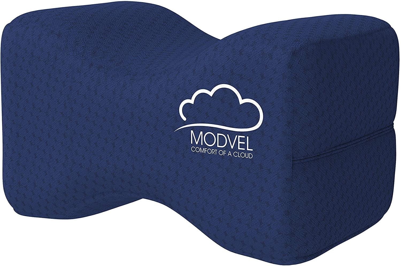 MODVEL Memory Foam Orthopedic Knee Pillow