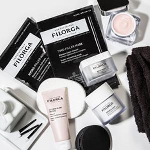 Skincarerx现有FILORGA菲洛嘉全场护肤限时74折促销