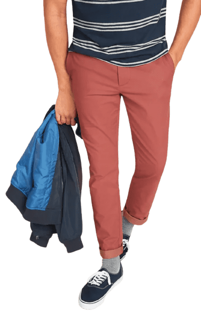 Old Navy Men's Slim Ultimate Built-In Flex Chino Pants