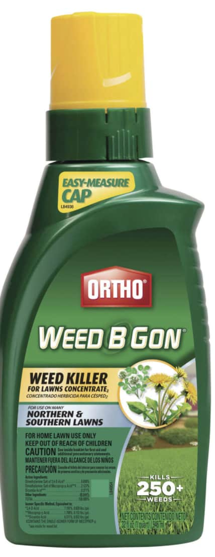 Ortho Weed B Gon 32oz. Weed Killer Concentrate