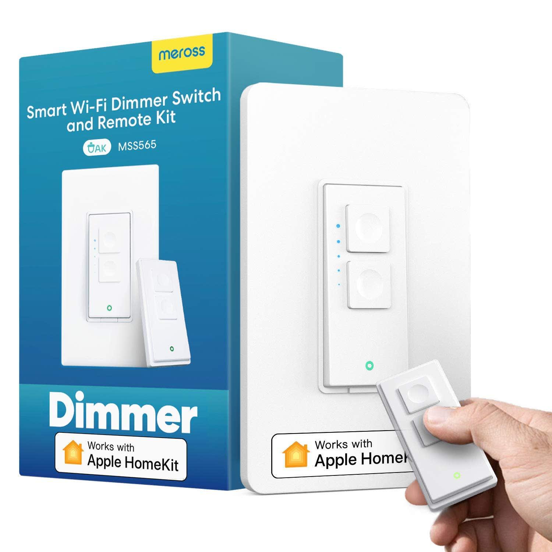 Meross Smart WiFi Dimmer Switch