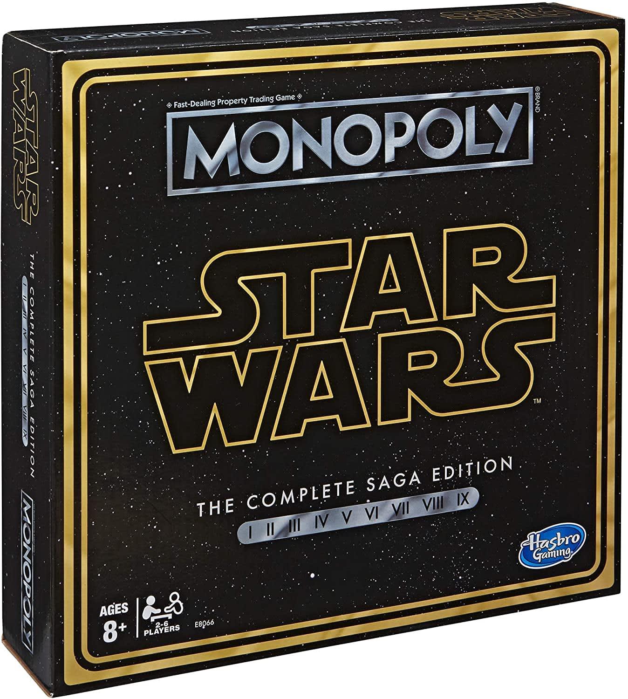 Hasbro Star Wars Complete Saga Edition Board Game
