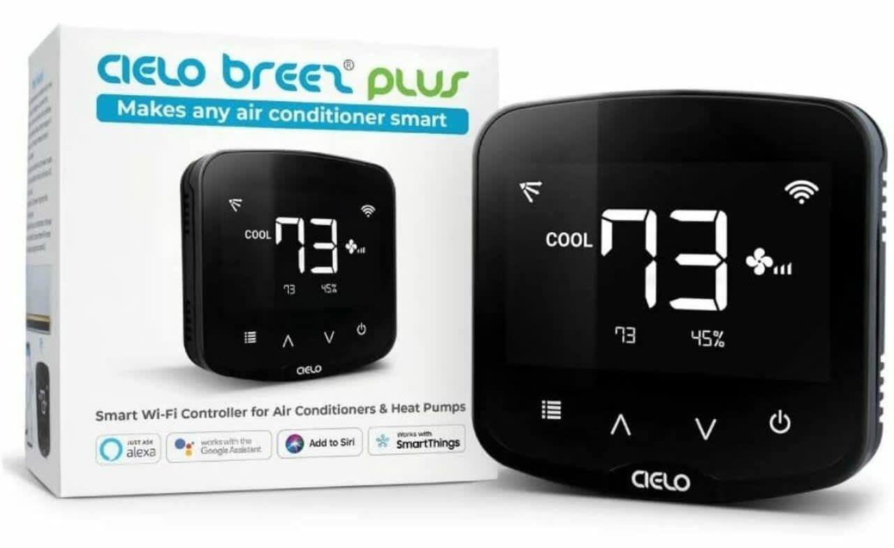 Cielo Breez Plus Smart A/C Controller