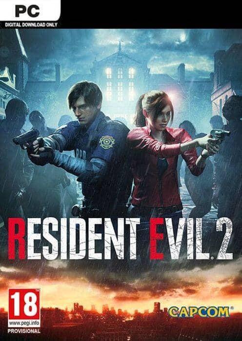 Resident Evil 2 (PC Digital Download)