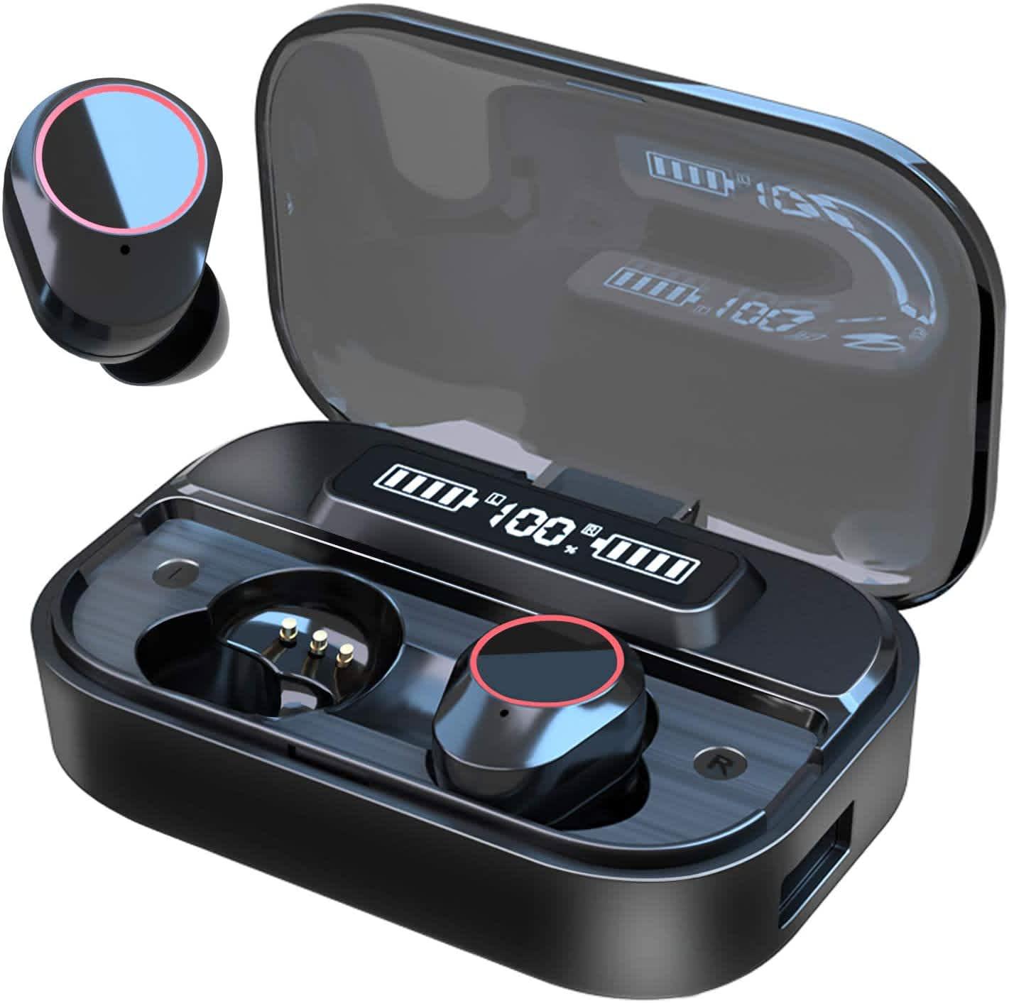 Fukvee True Wireless Bluetooth Earbuds