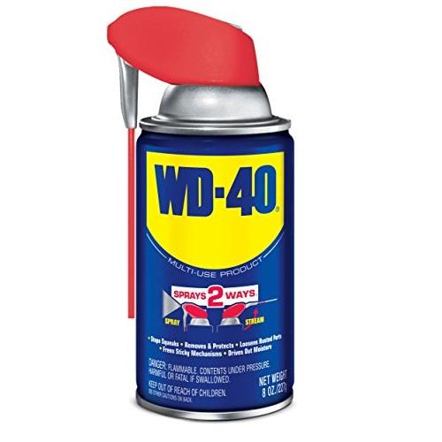 WD-40 多用途金属润滑剂、除锈剂,8 oz