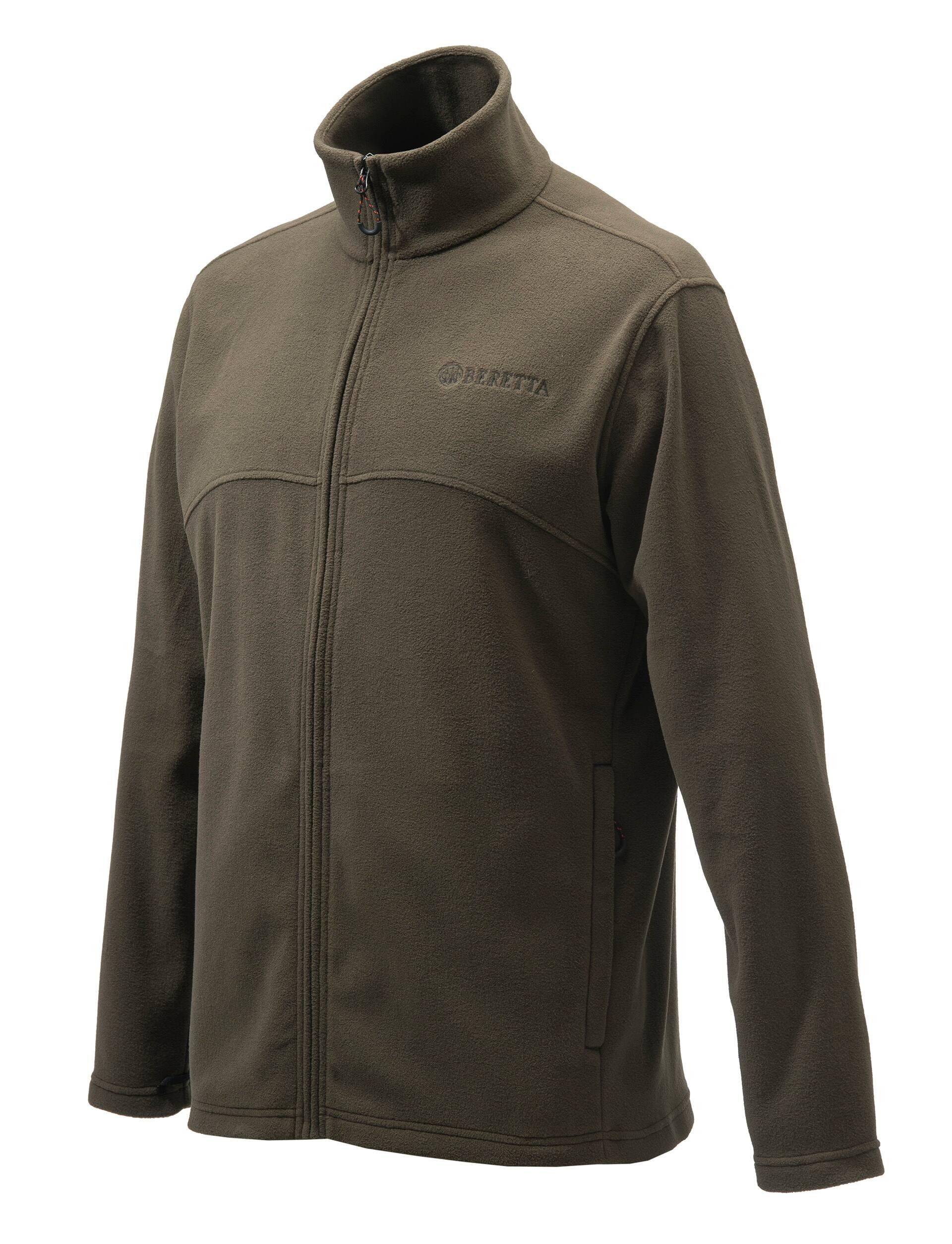 Beretta Men's Clothing: Trail Long Sleeve Shirt $21.25, Full Zip Fleece