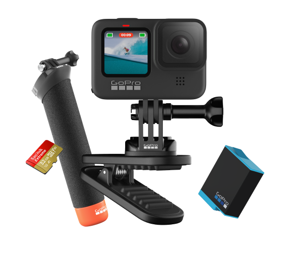Amex Cardholders: GoPro HERO9 Black 5K Camera w/ 1-Yr GoPro Subscription & More