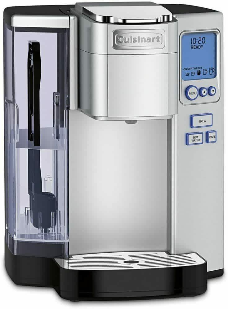 Certified Refurb Cuisinart Premium Single-Serve Coffeemaker