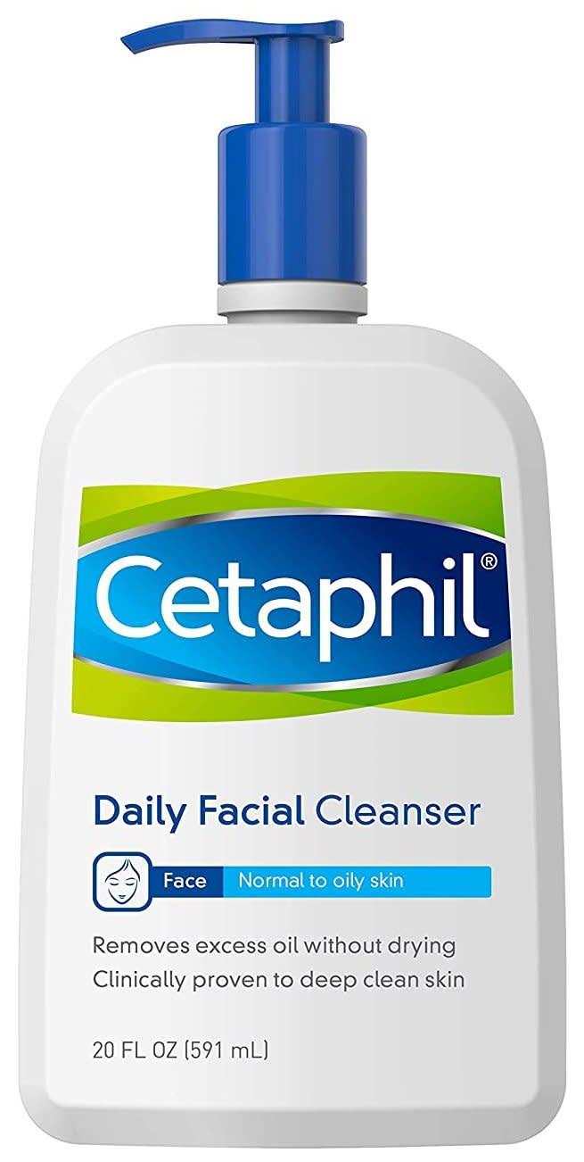 Cetaphil 20-oz. Daily Facial Cleanser