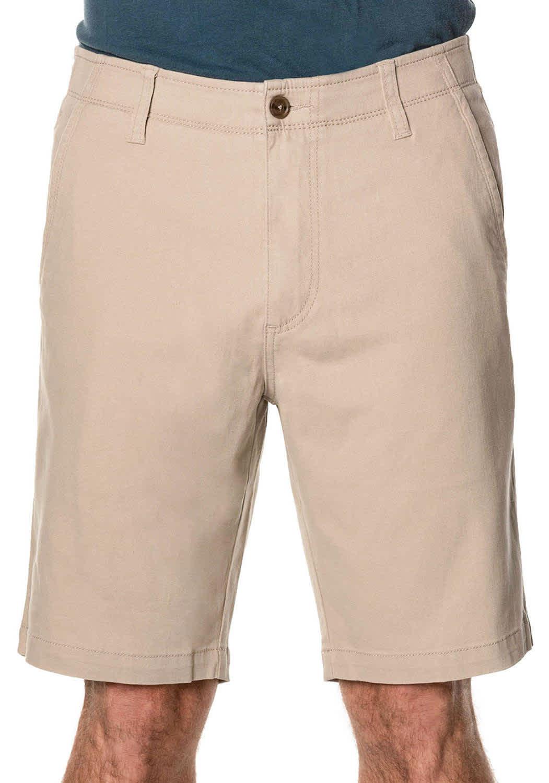 Iron Clothing Men's Flat-Front Short