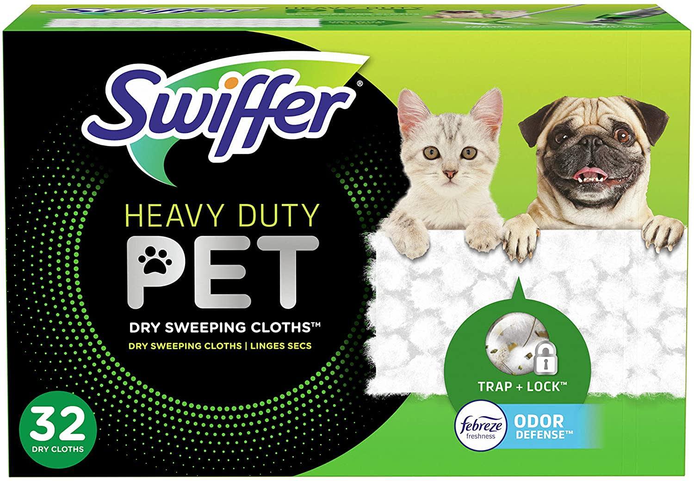 Swiffer Sweeper Pet 32-Count Refills