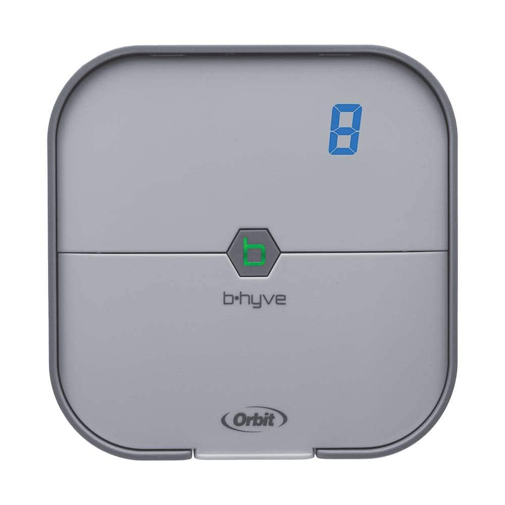 Orbit B-hyve 8-Zone Indoor Mounted Smart WiFi Sprinkler Controller