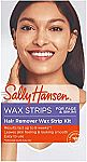 34-Ct Sally Hansen Hair Remover Wax Strip