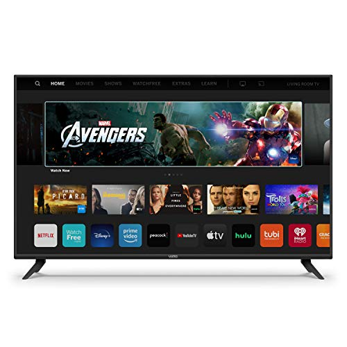 VIZIO 40-Inch V-Series - 4K UHD LED HDR Smart TV with Apple AirPlay and Chromecast Built-in, Dolby Vision, HDR10+, HDMI 2.1, Auto Game Mode and Low Latency Gaming (V405-H69, 2020), Now