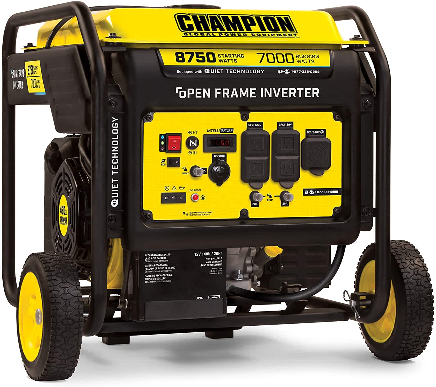 Champion Power Equipment DH Series 8,750W Inverter