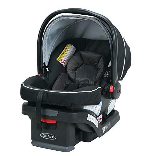 Graco SnugRide SnugLock 30 Infant Car Seat | Baby Car Seat, Gotham, List Price is