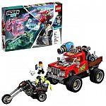 LEGO Hidden Side El Fuego's Stunt Truck