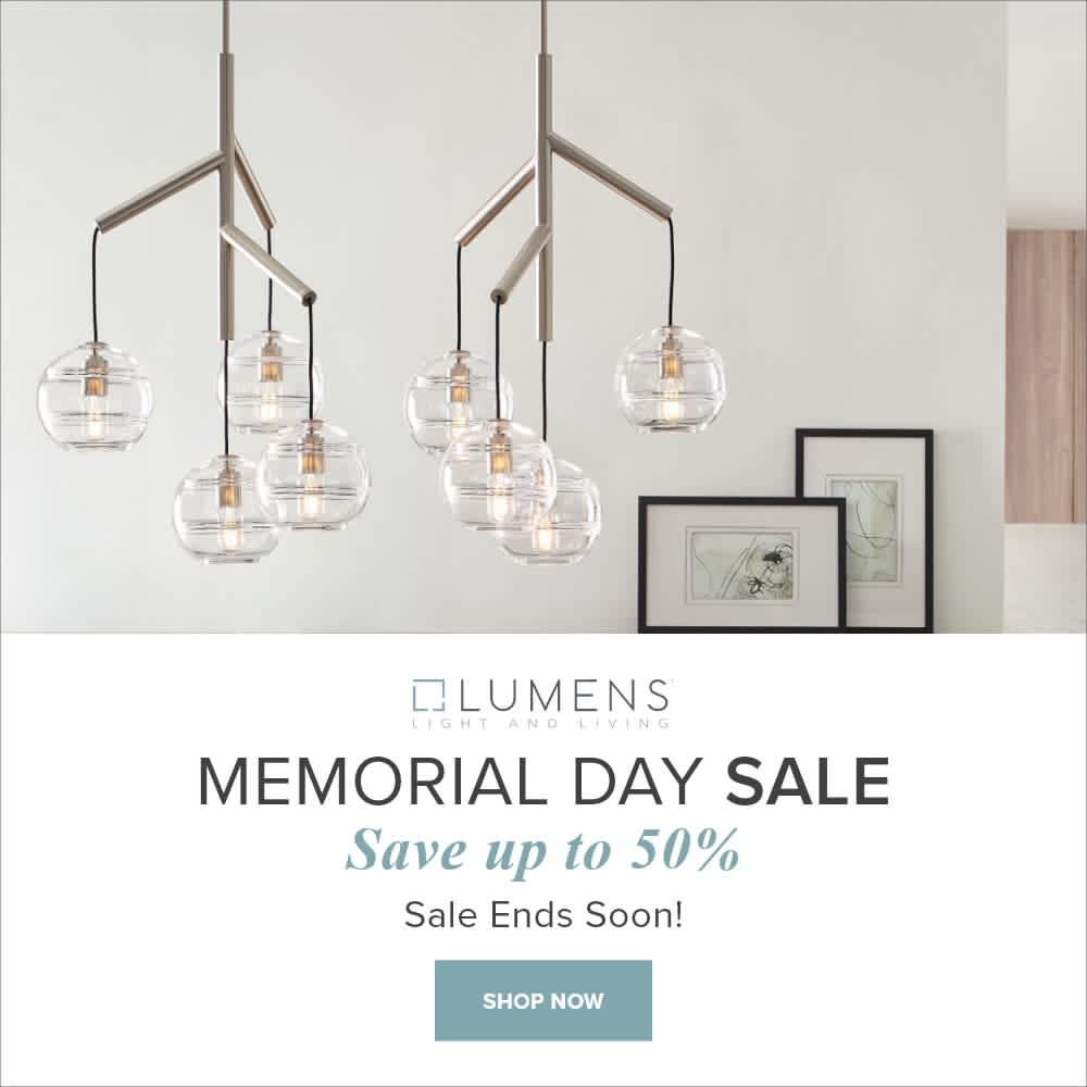Lumens Memorial Day Sale