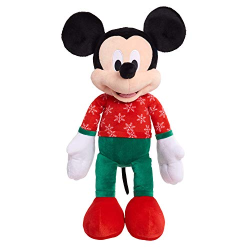 Disney Mickey Mouse 2020 Large Holiday Plush, List Price is