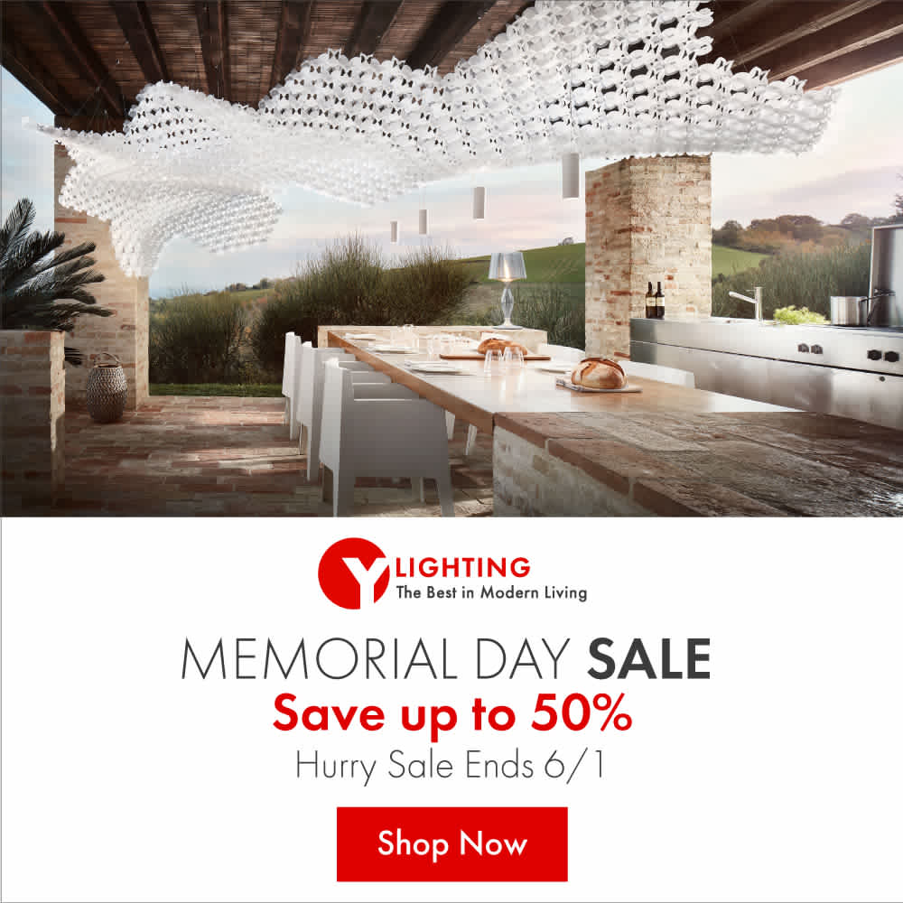Memorial Day Sale at Ylighting
