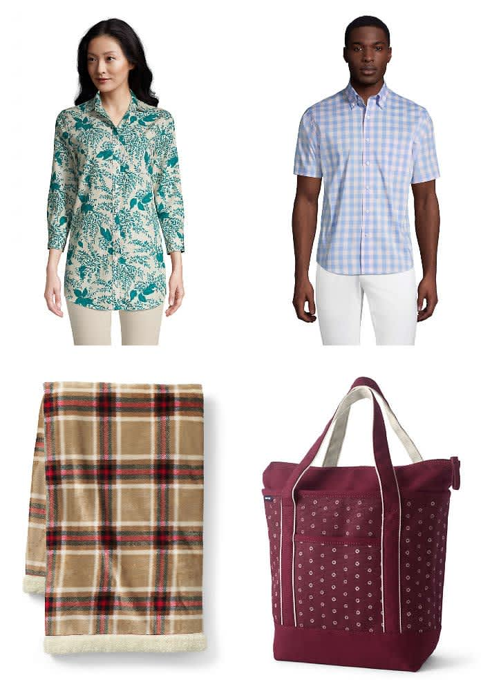 Lands' End Sale and Clearance