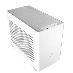 Cooler Master NR200 White SFF Factor Mini-ITX Case