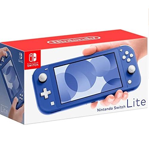 Nintendo Switch Lite - Blue, Now