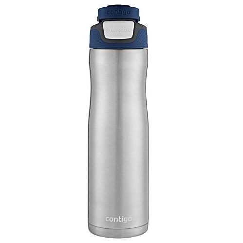 Contigo AUTOSEAL Chill Stainless Steel Water Bottle, 24oz