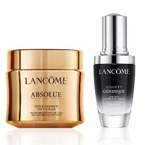 Lancome Absolue Soft Cream & Advanced Génifique Set