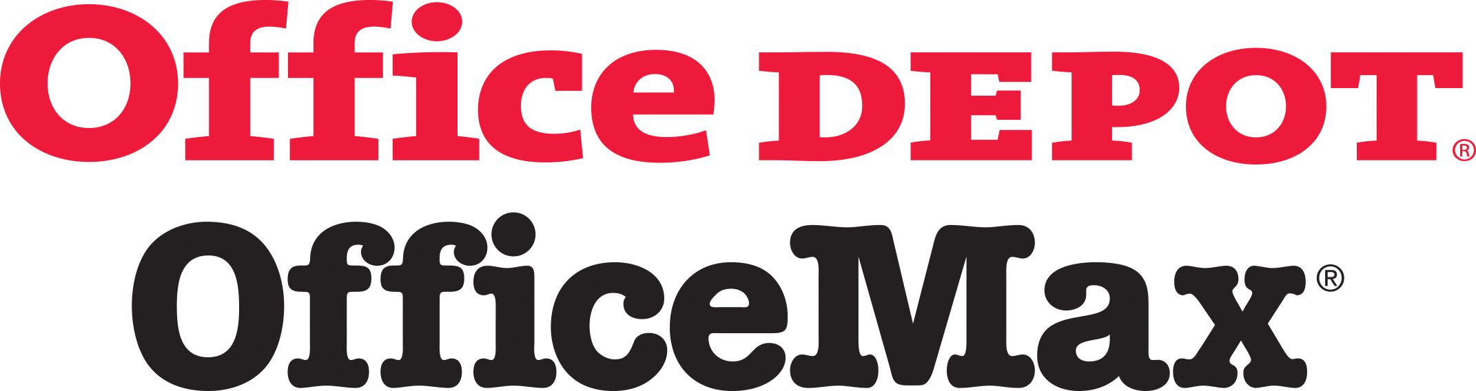 Office Depot and OfficeMax Memorial Say Sale