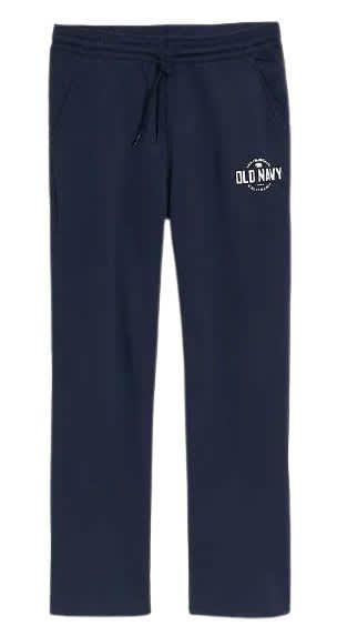 Old Navy Men's Logo-Graphic Sweatpants