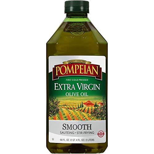 Pompeian 特级初榨橄榄油,68 oz