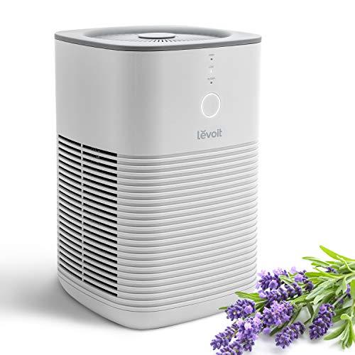 LEVOIT 小型空气净化器,带HEPA滤芯 可加香薰精油