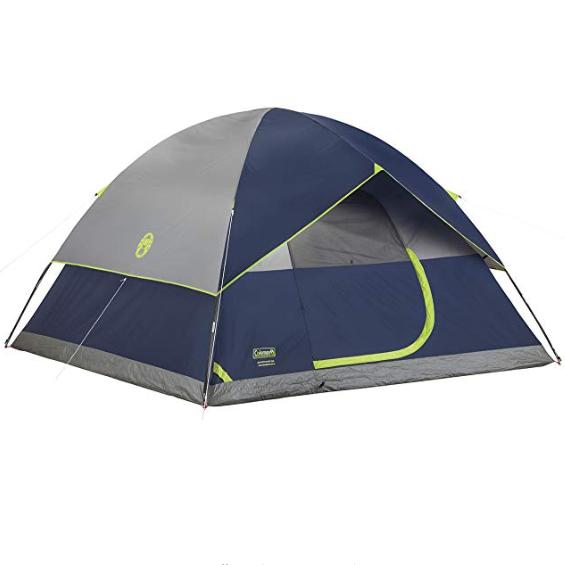 Coleman Sundome Tent, 6 Person
