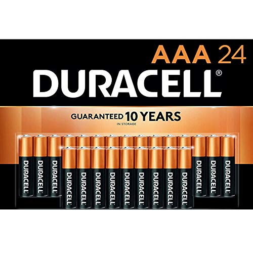 Duracell金霸王CopperTop AAA碱性电池,24节