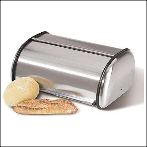 史低价!Home-it 不锈钢面包盒