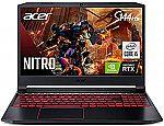 """Acer Nitro 5 AN515-55-53E5 15.6"""" FHD 144Hz Gaming Laptop"""