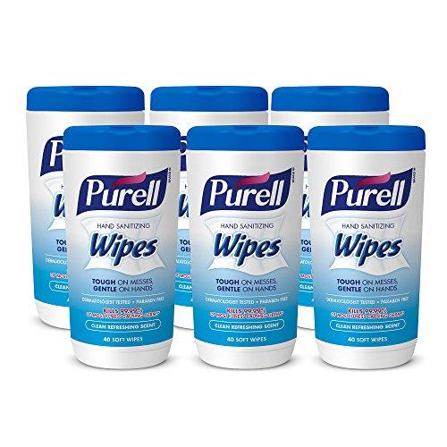 Purell Hand Sanitizing 抗菌清洁 湿巾