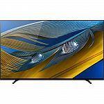 """(Live now) Sony & Samsung TV Sale: 65"""" XR65A80J 4K OLED"""