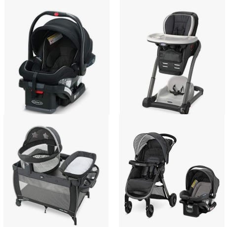 Up to 40% off Graco Baby Products