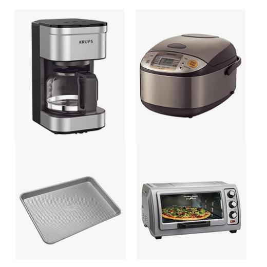 仅限Prime会员!Amazon精选 厨房电器和用品大促销!