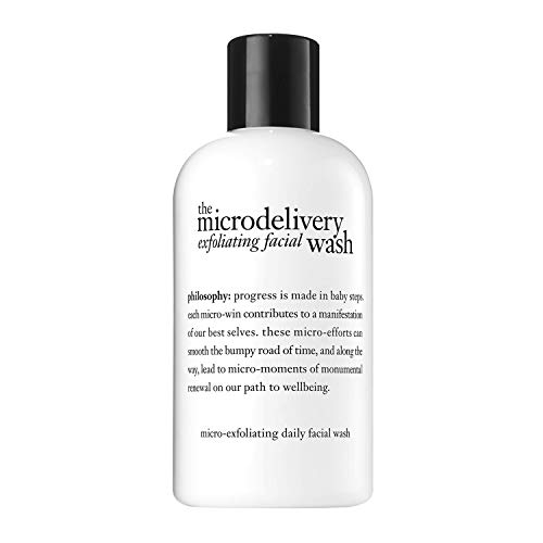 philosophy microdelivery - exfoliating wash, 8 oz, Now