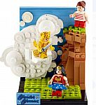 255-Pc LEGO DC Wonder Woman Building Toy