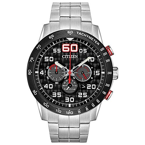Citizen Eco-Drive Weekender Chronograph Mens Watch