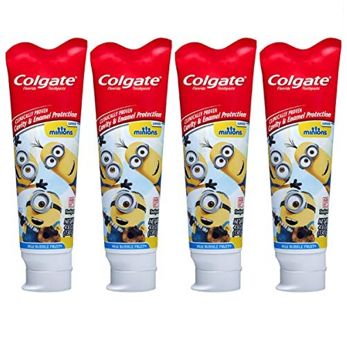 Colgate Kids Toothpaste with Anticavity Fluoride