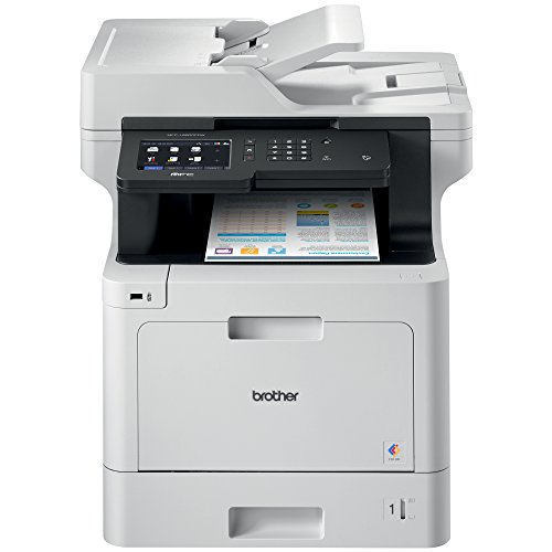 Brother Printer MFCL8900CDW Color Laser All-in-One