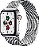 Apple Watch Series 5 (GPS + Cellular, 40mm)