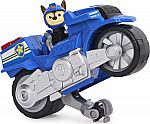 Paw Patrol Moto Pups Chase Deluxe Pull Back Motorcycle
